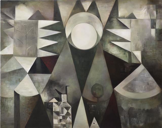 , 'Untitled (after Paul Klee),' 2015, lokal_30
