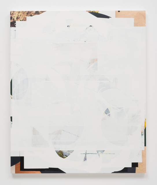 , 'Composite 20 (paper trail),' 2017, Christopher Grimes Gallery