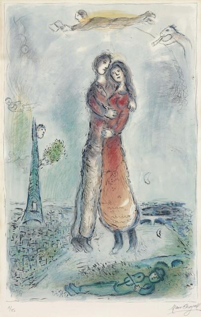 Marc Chagall, 'La Joie', 1980, Christie's