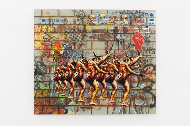 Khaya Witbooi, 'The Long Walk from Freedom', 2015, Gallery MOMO