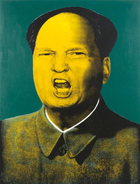 Knowledge Bennett, 'Mao Trump', 2016, Julien's Auctions