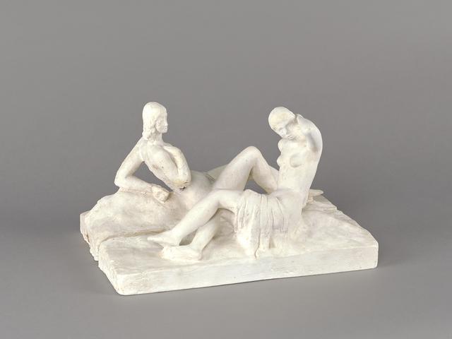 , 'Female Double Figure III,' 1935, Belvedere 21