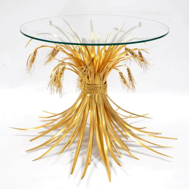 ", '""Rye"" table,' ca. 1970, Maison Rapin - 88 Gallery"