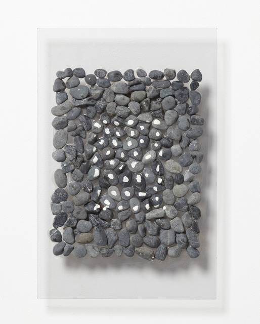 Kishio Suga, 'Gathered and Scattered Stones', 2001, Tomio Koyama Gallery