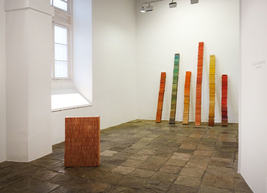 Dalila Gonçalves at Galeria Rafael Ortiz