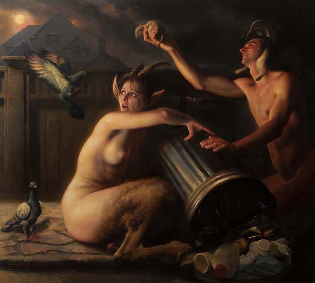 """, '""""Suburbia"""",' 2018, Maxwell Alexander Gallery"""