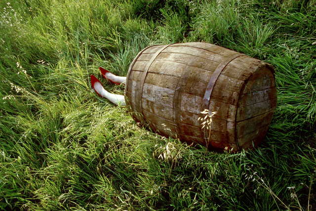, 'Dorothy (Barrel Series),' 2003, Jenkins Johnson Gallery