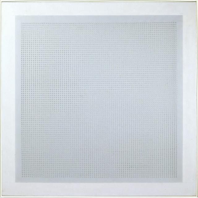, 'Volume a moduli sfasati,' 1960, A arte Invernizzi