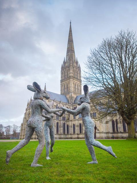 , 'Dancing Ladies,' 2013, Waterhouse & Dodd