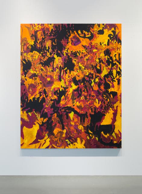 , 'Bloodflower,' 2017, Proto Gallery