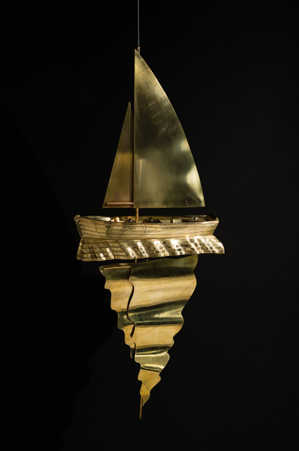 , 'Sailboat and Reflection,' 2014, Art Front Gallery