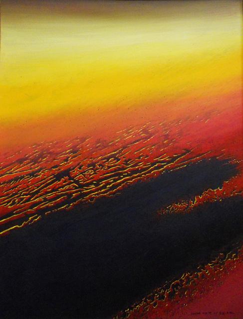 Don Ahn, 'Sunset', 1995, Walter Wickiser Gallery