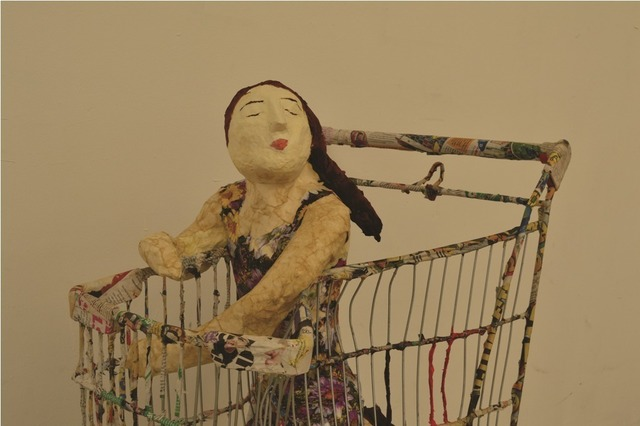 , 'The Shopping Car,' 2013, Gallery Ilayda