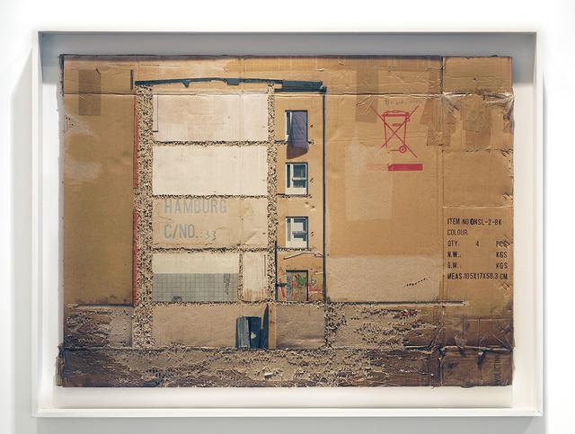 , 'HHHaus,' 2015, Jonathan LeVine Projects