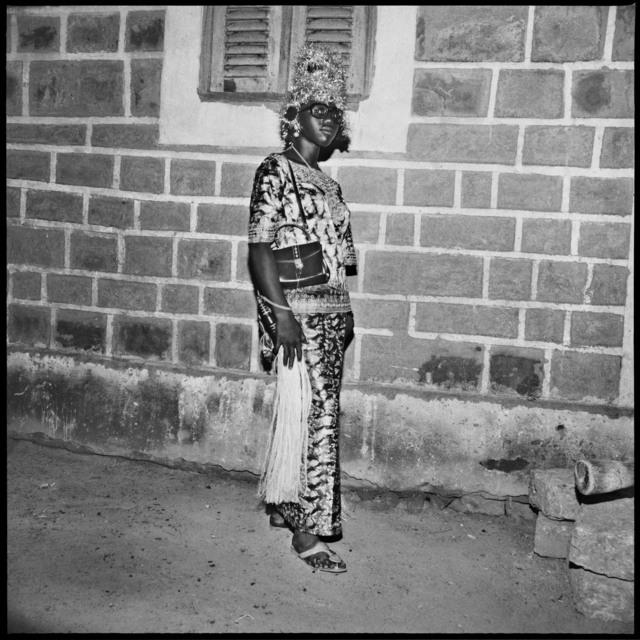 Sanlé Sory, 'A la mode Bobolaise', 1983, David Hill Gallery
