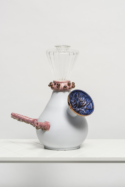 , 'DERMAPOLKA (4),' 2017, SEEDS