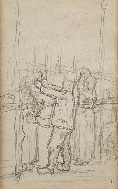 Pierre Bonnard, 'Paysans au Travail', ca. 1910, Rago