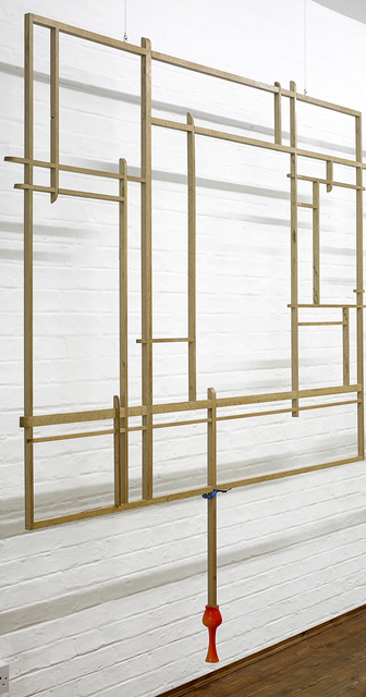 , 'Ercol Partition I,' 2015, Rokeby Gallery