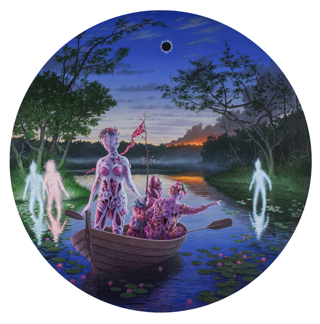 , 'Veiled Healer with Harrowing Journey,' , Corey Helford Gallery