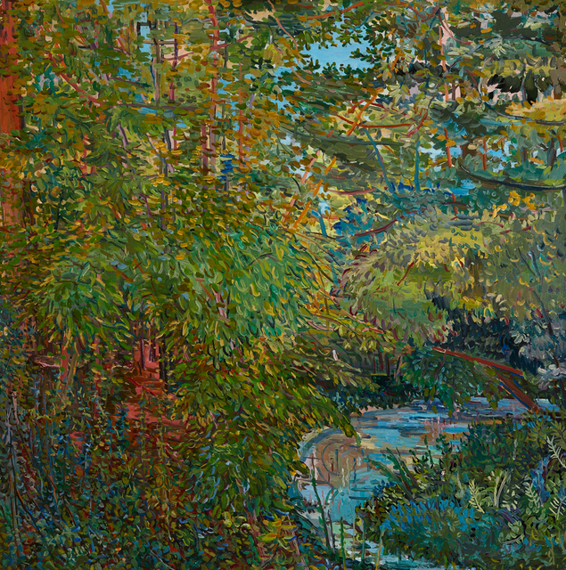 Nancy Friese, 'Along the Stream', 2014-2017, Cade Tompkins Projects