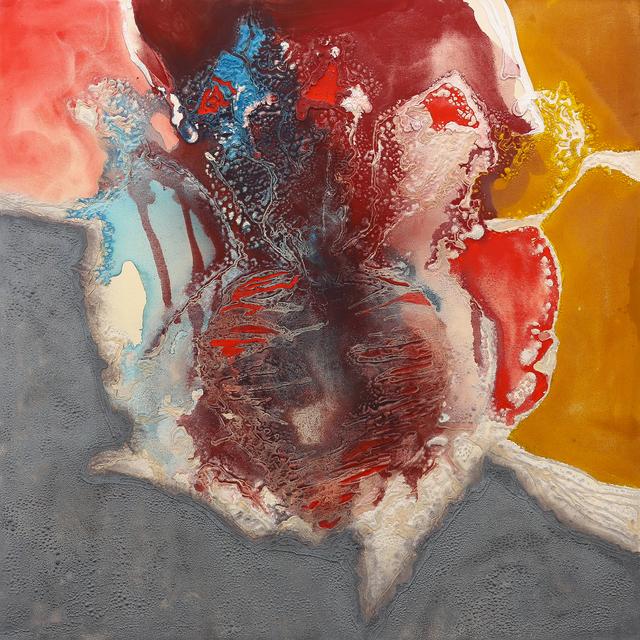 ", '""Heart"" Series,' 2017, Bolsa de Arte"
