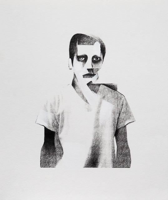 , 'Untitled (self-portrait VII),' 2011, Moskowitz Bayse