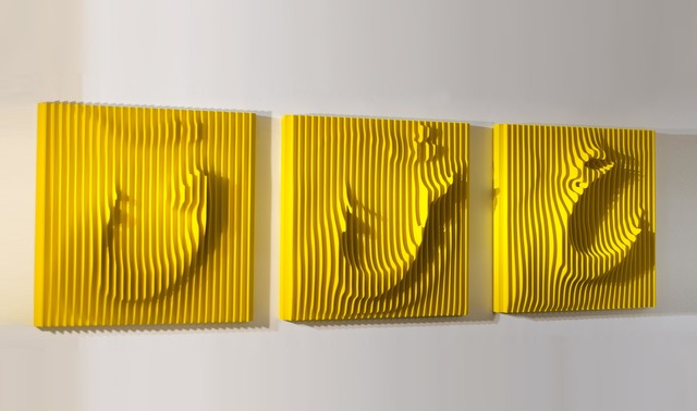 , 'Eyn Shin Ghaf,' 2015, Sophia Contemporary
