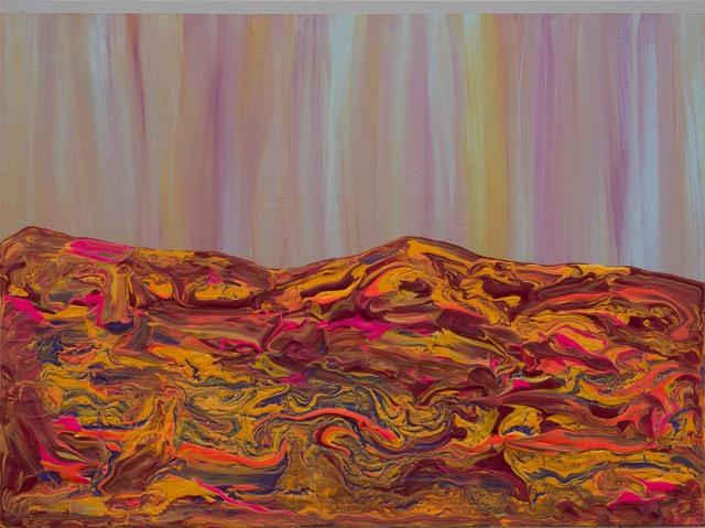 , 'Paesaggio (Mars),' 2014, M77 Gallery