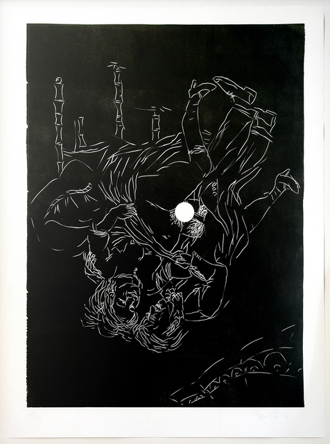 , 'Belle Voilette,' 2002, Galerie Sabine Knust