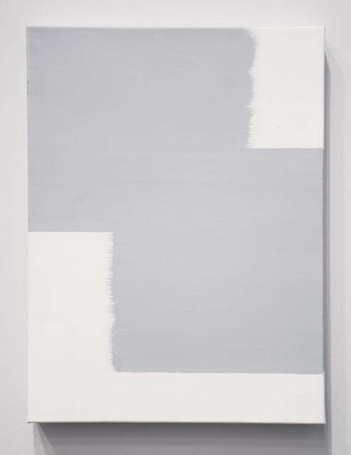 , 'When 2 Directions Become All Directions (Light Gray),' 2015, Minus Space