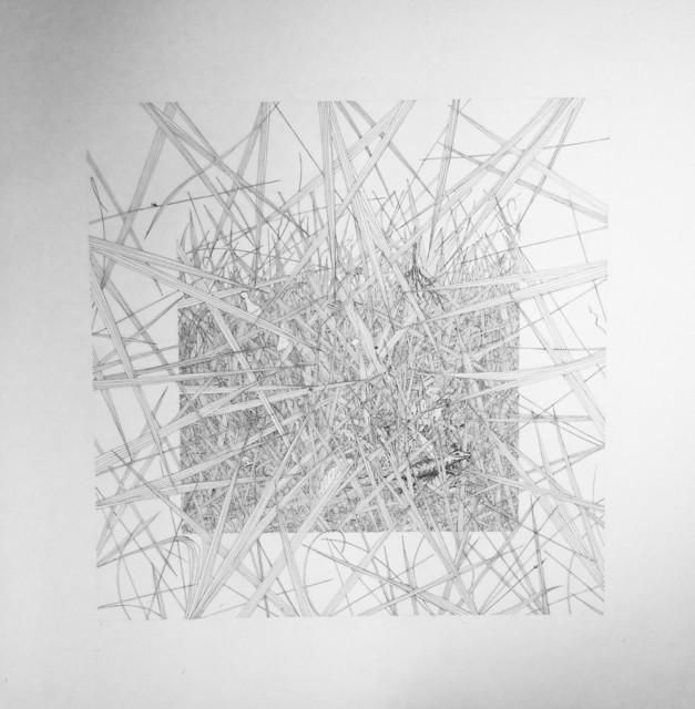 , 'Grass 6,' , Walker Fine Art