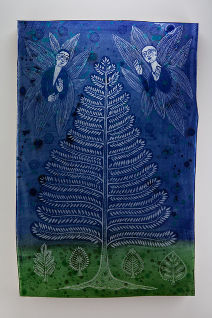, 'TREE OF LIFE,' 2016, Traver Gallery