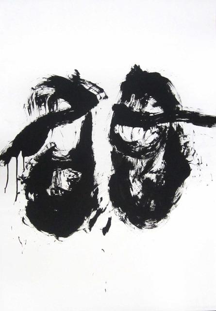 , 'Ana María (Zapatos I),' 2005, Casas Riegner