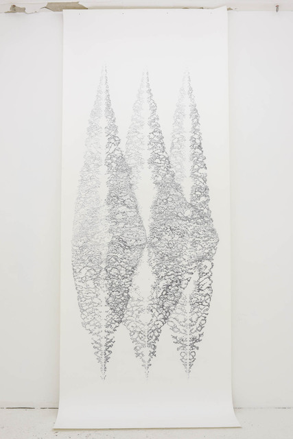 , '3 Etüden für die Linke,' 2014, Galerie Judith Andreae