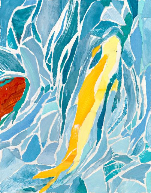 , 'One Fish,' 2018, Tiffany's Art Agency