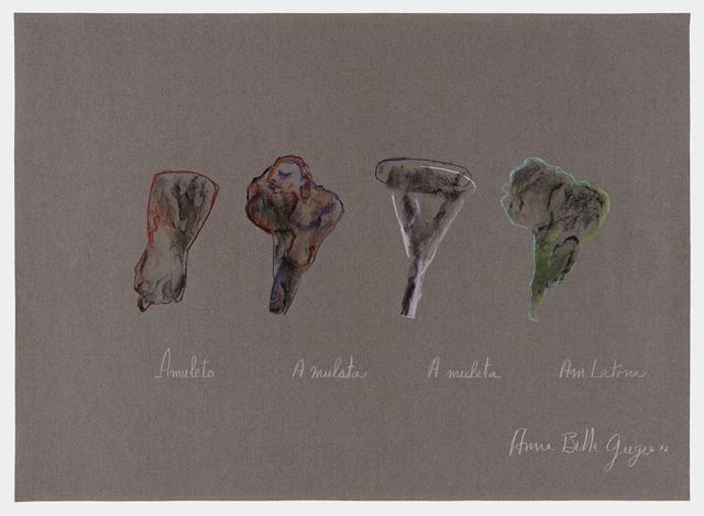 , 'Amuleto,' 1977, Henrique Faria Fine Art