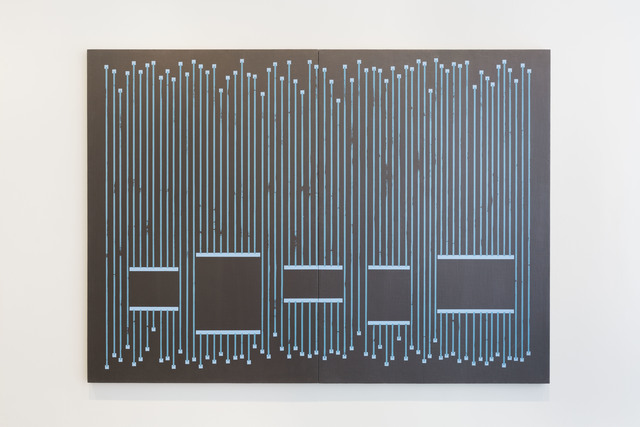 , 'Pictures at an exhibition (dubbed),' 2015, Carroll / Fletcher
