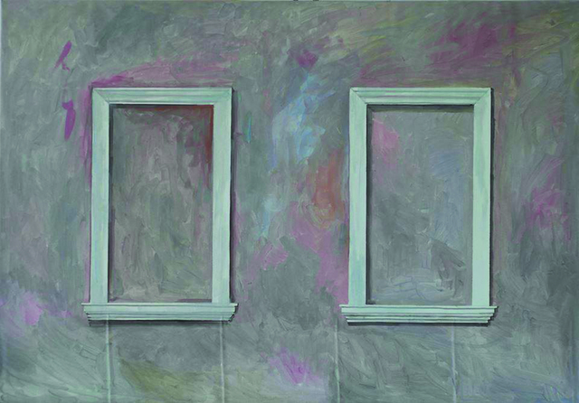 , 'Blind windows,' 2015, Galeria Kalo