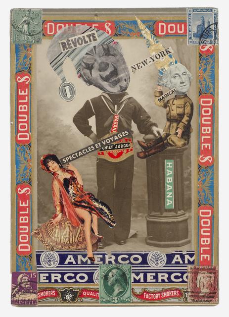 , 'Revolte,' ca. 1920–1950, Fleisher/Ollman