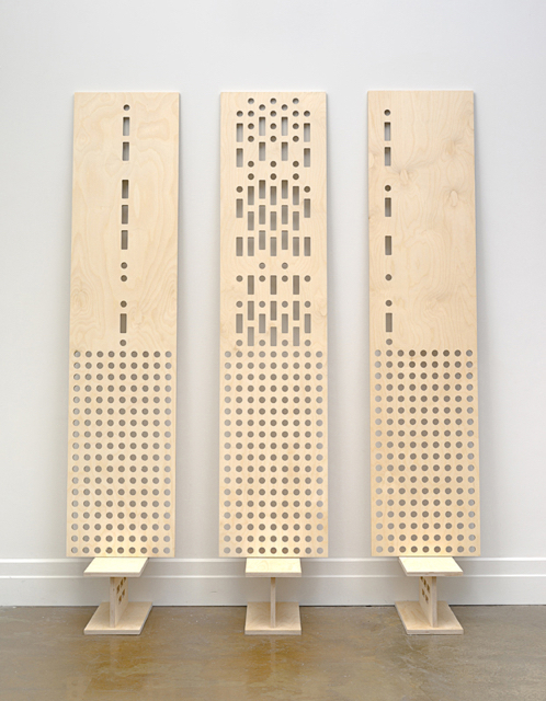 , 'story board concrete poem study in 3 movements A,B & C. ,' 2014, Cross Contemporary Art