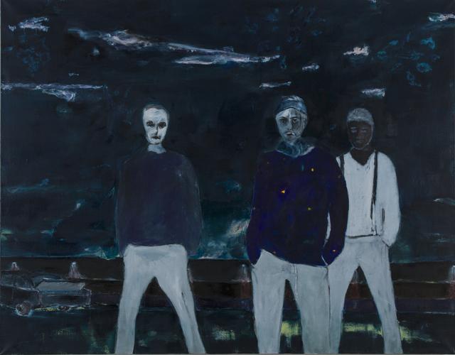 , 'Ohne Titel ,' 2016, Galerie Crone