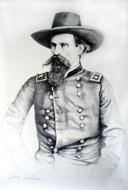 , 'Lew Wallace,' 2011, Carrie Haddad Gallery