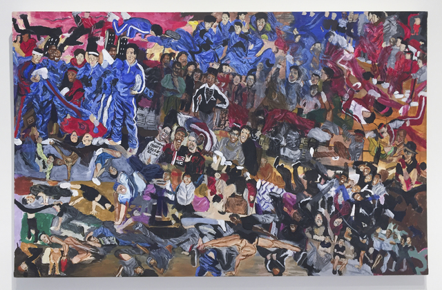 , 'The History of Breakdancing,' 2016, Fleisher/Ollman