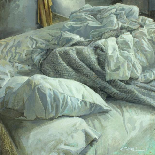 , 'Linen,' 2018, Carrie Goller Gallery