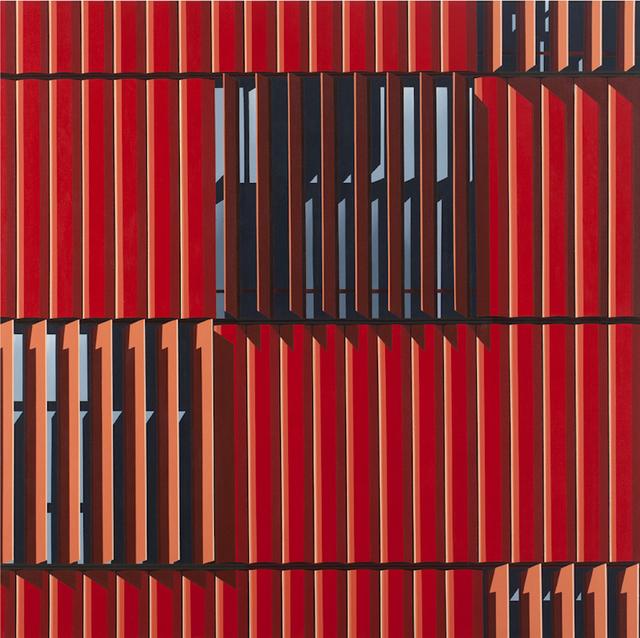 , 'Brise,' 2015, Galeria Oscar Cruz