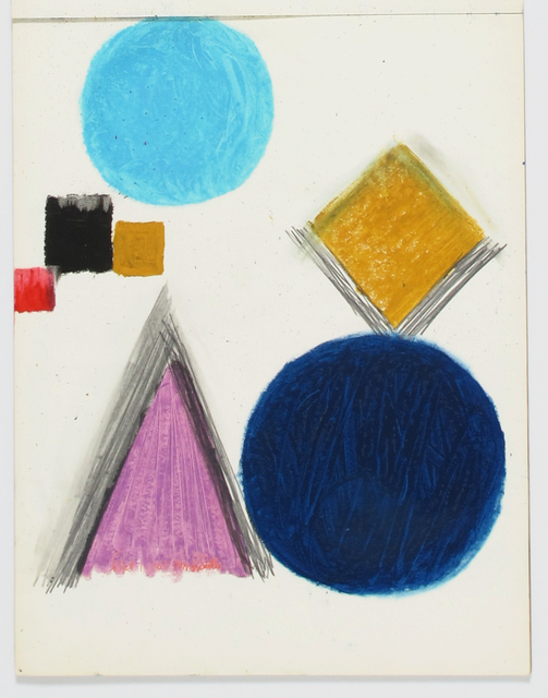 , 'Untitled,' 1963, Inman Gallery