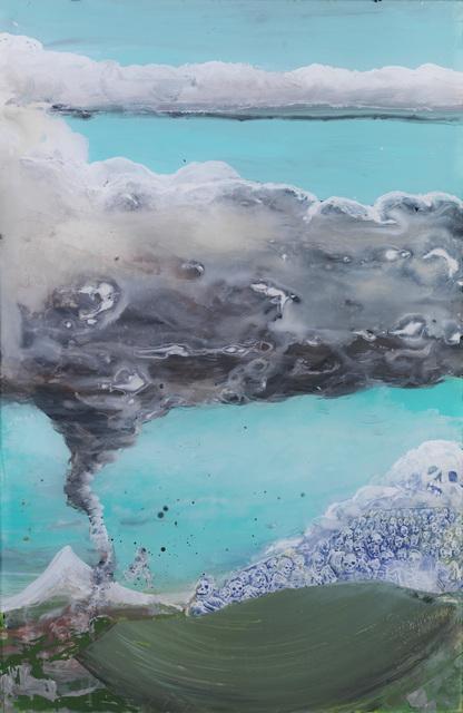 , 'Die Zuflucht IV,' 2015, Galerie Tore Suessbier