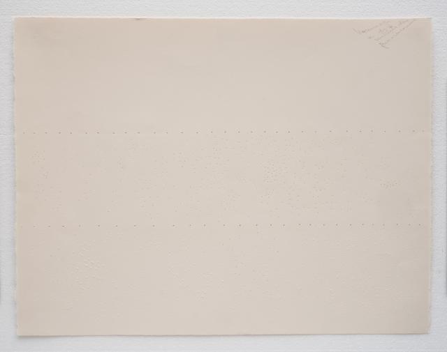 , 'Hommage à des milliers de frères inconnus / pour Dany Bloch (No.inv.123),' 1980, GALERIE ARNAUD LEFEBVRE