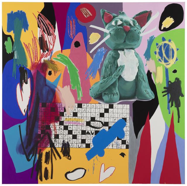 , 'Mao the Cat,' 2017, Galerie Forsblom
