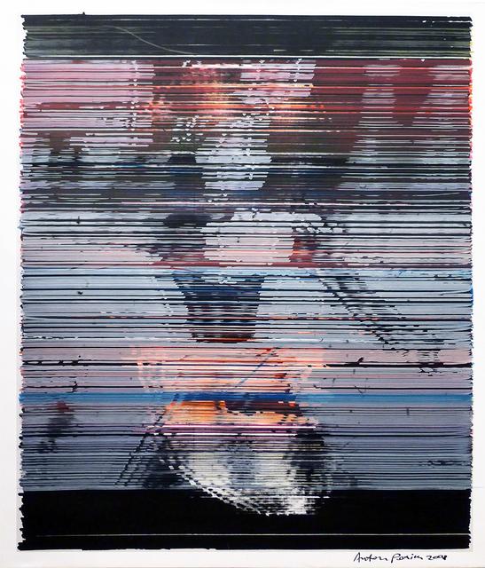 , 'Dance Movement I,' 2008, Wallplay